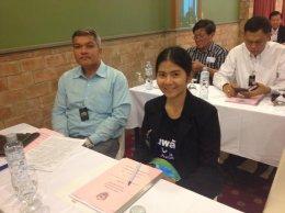 หอการค้าจังหวัดฉะเชิงเทรา ร่วมประชุมหอการกลุ่มเบญจบูรพาสุวรรณภูมิ ครั้งที่ 2/2560