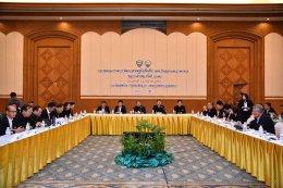 นักธูรกิจรุ่นใหม่ YEC จังหวัดฉะเชิงเทรา ร่วมประชุมคณะกรรมการพัฒนาเศรษฐกิจพื้นที่ภาคตะวันออกและภาคกลาง หอการค้าไทย ครั้งที่ 2/2560