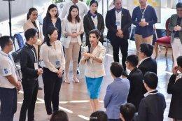 """ประธาน YEC ฉช. เข้าร่วมโครงการ """" YEC President Trainning """""""
