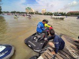 กิจกรรมโครงการท่องเที่ยวทางน้ำ อนุรักษ์แม่น้ำบางปะกง จังหวัดฉะเชิงเทรา