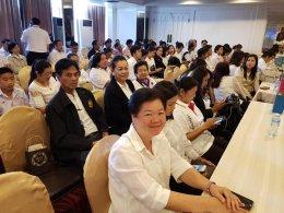 หอการค้าจังหวัดฉะเชิงเทรา ร่วมงานวันต่อต้านคอรัปชั่นสากล(ประเทศไทย) จังหวัดฉะเชิงเทรา