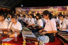 หอการค้า ฉช. จัดกิจกรรม มหกรรมดนตรีไทย ในงานนมัสการหลวงพ่อโสธร ประจำปี ๒๕๖๒