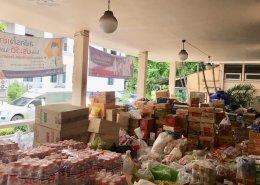 หอการค้าจังหวัดฉะเชิงเทรามอบเงิน และสิ่งของช่วยเหลือผู้ประสบภัยน้ำท่วม สปป.ลาว