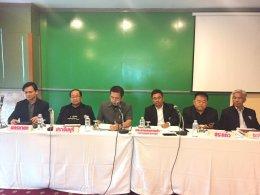 ร่วมประชุมหอการค้ากลุ่มเบญจบูรพาสุวรรณภูมิ ครั้งที่ 4/2560