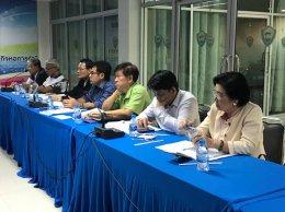 การประชุมคณะกรรมการบริหารหอการค้าครั้งที่ 2/2561