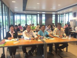 ประชุมคณะกรรมการบริหารหอการค้าจังหวัดฉะเชิงเทรา ครั้งที่ 8/2651