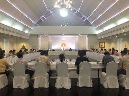 ประชุมคณะกรรมการบริหารหอการค้าจังหวัดฉะเชิงเทรา ครั้งที่ 10/2561 (สัญจร)