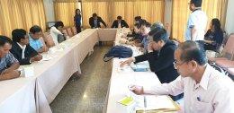 ประชุมคณะกรรมการพัฒนาเศรษฐกิจพื้นที่ ภาคตะวันออกและภาคกลาง หอการค้าไทย