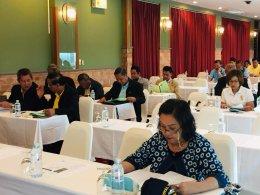 การประชุมคณะกรรมการหอการค้ากลุ่มเบญจสุวรรณภูมิ ครั้งที่ 1/2562