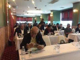 ประชุมคณะกรรมการหอการค้ากลุ่มเบญจบูรพาสุวรรณภูมิ ครั้งที่ 2 / 2562