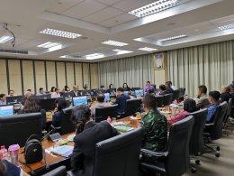 การประชุมคณะกรรมการหอการค้าจังหวัดฉะเชิงเทรา ครั้งที่ 7/2563