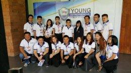 YEC หอการค้าจังหวัดฉะเชิงเทรา ร่วมงานสานสัมพันธ์ YEC หอการค้าภาคเหนือ ครั้งที่ 7