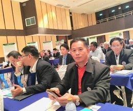 ร่วมการสัมมนาและประชุมกลุ่มย่อยเพื่อรับฟังความคิดเห็นต่อร่างแผนการพัฒนาระเบียงเศรษฐกิจพิเศษ ตะวันออก
