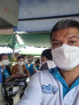 โครงการ smart market ของจังหวัดฉะเชิงเทรา ร่วมกับธ.กรุงไทย