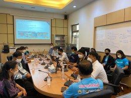 ประชุมโครงการ smart market