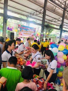 ผู้ประกอบการรุ่นใหม่ YEC ร่วมกิจกรรมวันเด็กแห่งชาติ 2562