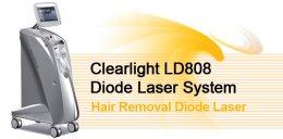 กำจัดขนอย่างเห็นผลกับ Diode 808 nm