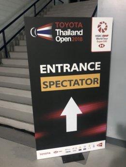 BADMINTON THAILAND