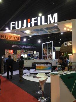 Fujifilm Booth