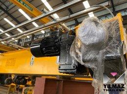 มอเตอร์เกียร์สำหรับเครนอุตสาหกรรม