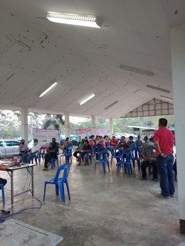 โครงการ/กิจกรรมขององค์การบริหารส่วนตำบลสิงห์ ประจำปี 2564  หมู่ที่ 4  บ้านหนองปรือ