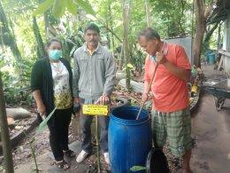 อบต.สิงห์ รณรงค์การจัดทำถังขยะเปียกครัวเรือนและรับสมัครอาสาสมัครท้องถิ่นรักษ์โลก ณ วันที่ 24-28 มิถุนายน ,3-9 กรกฎาคม  2562 ที่ หมู่ที่ 1-6