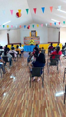 ประชุมผู้ปกครองประจำปีการศึกษา2563