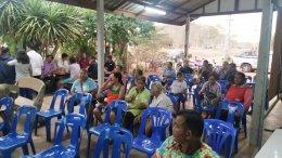 โครงการเสริมสร้างศักยภาพในชุมชนด้านการป้องกันและบรรเทาสาธารณภัยกรณีเกิดวาตภัย 2562
