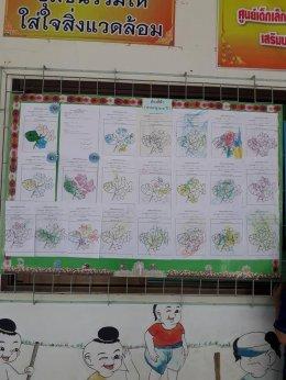 กิจกรรมส่งเสริมงานศิลปะในศูนย์พัฒนาเด็กเล็กประจำปี 2562