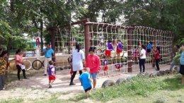 ศพด.บ้านปากกิเลน จัดกิจกรรมโครงการส่งเสริมพัฒนาการสานสัมพันธ์ครอบครัวสู่การเรียนรู้ของเด็กปฐมวัย