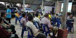 ออกประชาสัมพันธ์โครงการบริหารจัดการขยะ-งานขององค์การบริหารส่วนตำบลสิงห์ ประจำปี 2563 หมู่ที่ 3 บ้านหนองปลาไหล