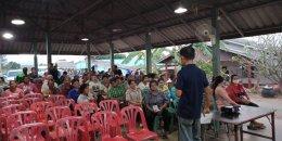 ออกประชาสัมพันธ์โครงการบริหารจัดการขยะ-งานขององค์การบริหารส่วนตำบลสิงห์ ประจำปี 2563  หมู่ที่ 2 บ้านวังสิงห์