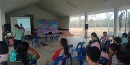 ออกประชาสัมพันธ์โครงการบริหารจัดการขยะ-งานขององค์การบริหารส่วนตำบลสิงห์ ประจำปี 2563 หมู่ที่ 4 บ้านหนองปรือ