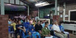 ออกประชาสัมพันธ์โครงการบริหารจัดการขยะ-งานขององค์การบริหารส่วนตำบลสิงห์ ประจำปี 2563 หมู่ที่ 5 บ้านพุไม้แดง