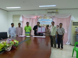 January 5, 2015 –  KSI-KPT gave monetary assistance to 19 families