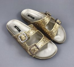All Glitter Sandals