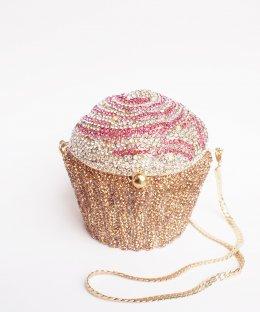 Crystal Cup Cake Bag
