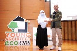 วันที่  22 ธันวาคม 2563 กิจกรรม Roadshow 'Young Architect Trip' โครงการประกวดออกแบบบ้านประหยัดพลังงาน และมีประสิทธิภาพ