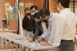 การตัดสินการประกวดระดับภูมิภาค (ภาคเหนือ) โครงการประกวดออกแบบบ้านประหยัดพลังงาน และมีประสิทธิภาพ ณ อุทยาน 100 ปี จุฬาลงกรณ์มหาวิทยาลัย