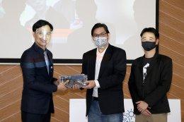 วันที่ 18 มีนาคม 2564 กิจกรรม Roadshow 'Young Architect Trip' โครงการประกวดออกแบบบ้านประหยัดพลังงาน และมีประสิทธิภาพ