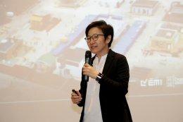 วันที่ 4 มีนาคม 2564 กิจกรรม Roadshow 'Young Architect Trip' โครงการประกวดออกแบบบ้านประหยัดพลังงาน และมีประสิทธิภาพ