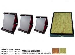 โล่ไม้ Wooden 7054