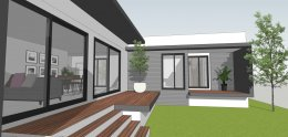 งานออกแบบบ้าน - คุณต่อ