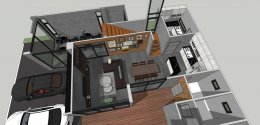 งานออกแบบบ้าน - พัฒนาการ 52