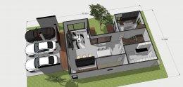 งานออกแบบบ้าน - ลาดพร้าว 101