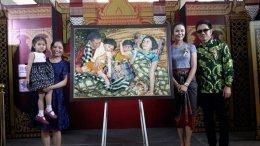 Arms of Mother at ArtBridge ChiangRai Thailand July 16 – June 15, 2018