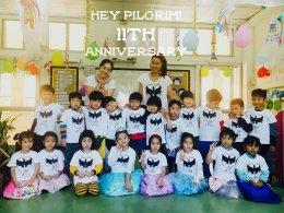 HEY PILGRIM 11TH ANNIVERSARY