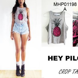 """HEY PILGRIM""WOMENS TANKTOP MADE TO ORDER PAGE 2"