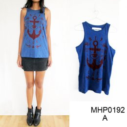 """HEY PILGRIM""WOMENS TANKTOP MADE TO ORDER PAGE7"
