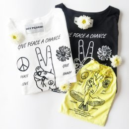 GIVE PEACE A CHANCE,CHARITY PROJECT TO SUPPORT PEACE & LOVE